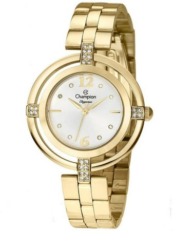 Relógio Champion Feminino Elegance CN25421H