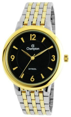 Relógio Champion Feminino Steel CA21731P