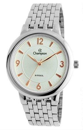 Relógio Champion Feminino Steel CA21731Q