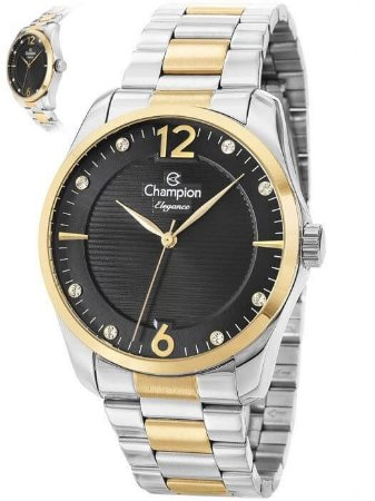 Relógio Champion Feminino Elegance CN27607P