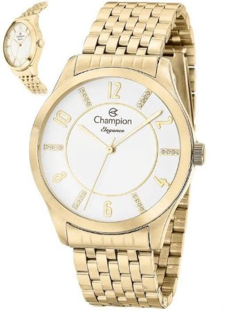 Relógio Champion Feminino Elegance CN27698H