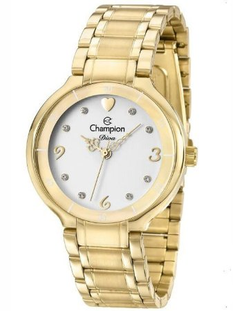 Relógio Champion Feminino Diva CN29696H