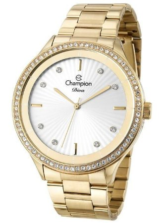 Relógio Champion Feminino Diva CN29712H