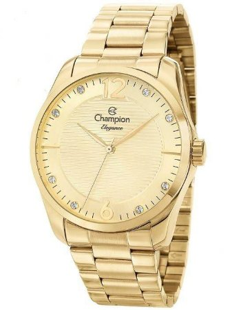 Relógio Champion Feminino Elegance CN27607G