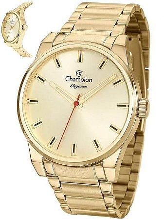 Relógio Champion Feminino Elegance CN27590G