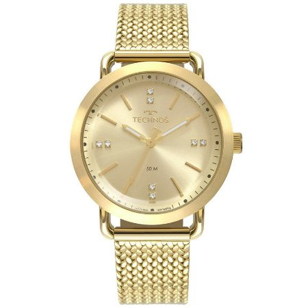 Relógio Technos Fashion Style Feminino 2036MMC/4X