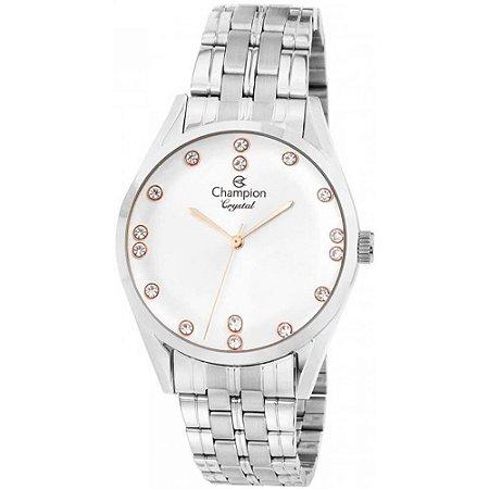 Relógio Champion Feminino Crystal CN25547Q