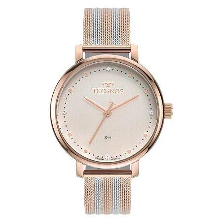 Relógio Technos Feminino Style 2035MSV/1T