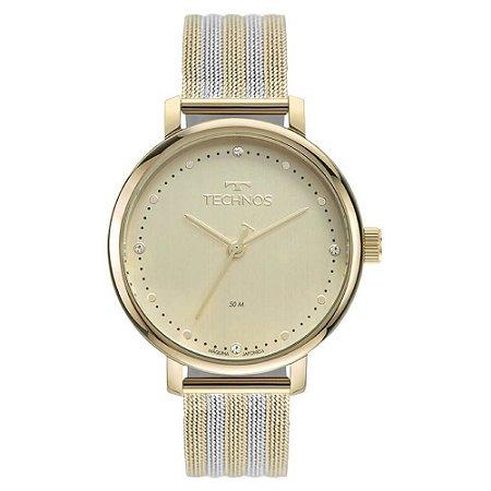 Relógio Technos Feminino Style 2035MSW/1X
