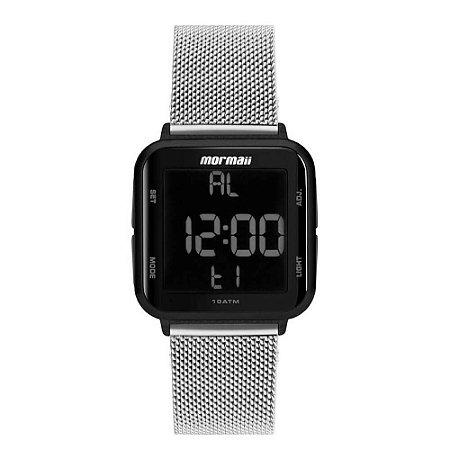 Relógio Mormaii Lab Digi MO6600AG/8K