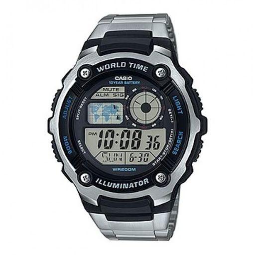 Relógio Casio Masculino Standard AE-2100WD-1AVDF