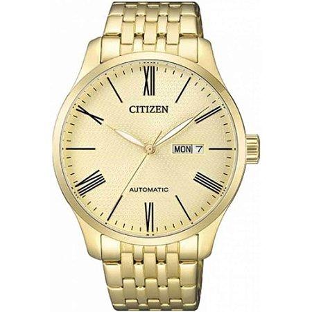Relógio Citizen Masculino Automático TZ20804G NH8352-53P