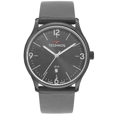 Relógio Technos Masculino Classic Steel 2115MUO/2C