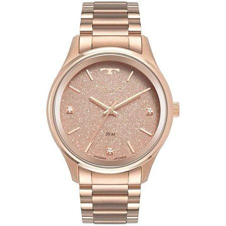 Relógio Technos Feminino Dress 2036MLY/4T