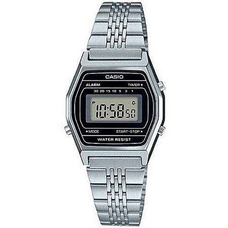 Relógio Casio Feminino Vintage LA690WA-1DF