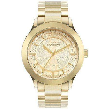 Relógio Technos Feminino Dress 2036MMX/1X