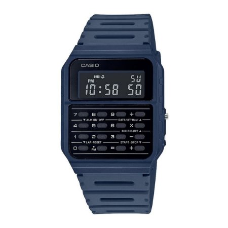 Relógio Casio Data Bank CA-53WF-2BDF