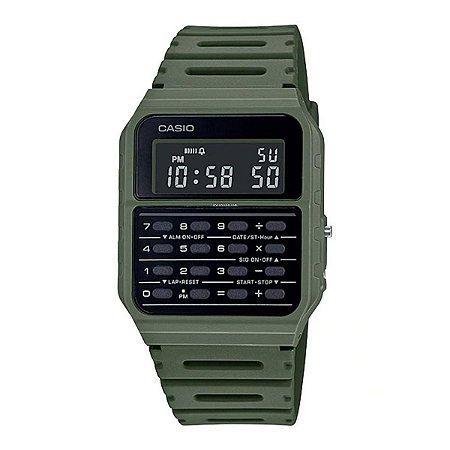 Relógio Casio Data Bank CA-53WF-3BDF