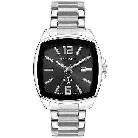 Relógio Technos Masculino Classic Golf 2115MWT/1P