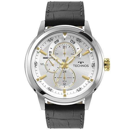 Relógio Technos Masculino GrandTech 6P57AF/0K