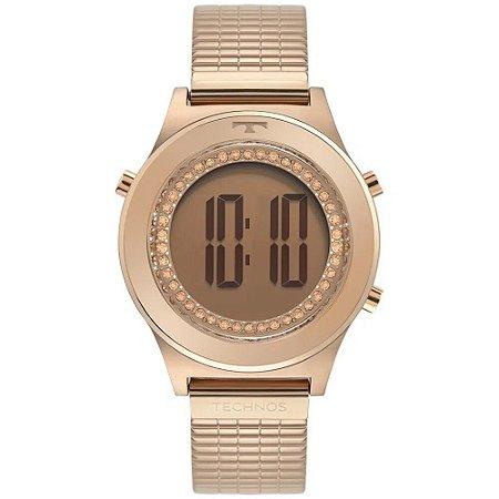 Relógio Technos Feminino Digital BJ3927AB/1T