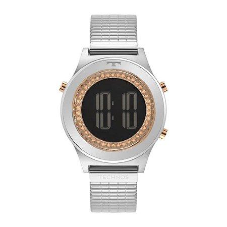 Relógio Technos Feminino Digital BJ3927AC/1P