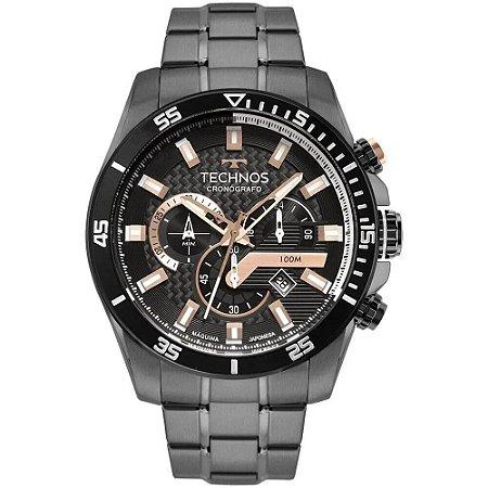 Relógio Technos Masculino Ts_Carbon JS25CM/1P
