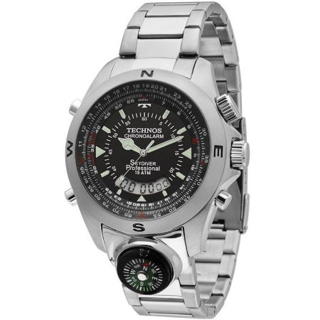 Relógio Technos Masculino Skydiver T20566/1P