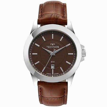 Relógio Technos Masculino Classic Steel 2115MXF/0M
