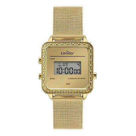 Relógio Condor Feminino COJH512AM/4D - Digital