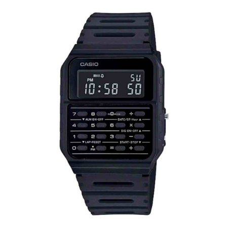 Relógio Casio Data Bank CA-53WF-1BDF
