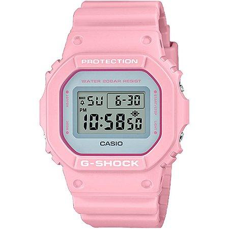 Relógio Casio G-Shock DW-5600SC-4DR
