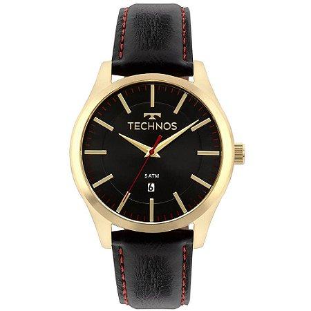 Relógio Technos Masculino Classic Steel 2115MMITDYS/4P