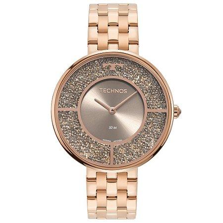 Relógio Technos Crystal Feminino 2025LTR/1C