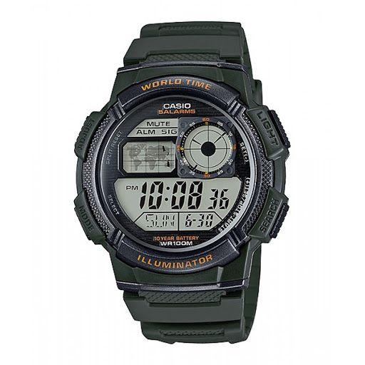 Relógio Casio Standard AE-1000W-3AVDF