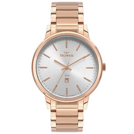 Relógio Technos Feminino Boutique Rosé Gold 2015CDN/4K