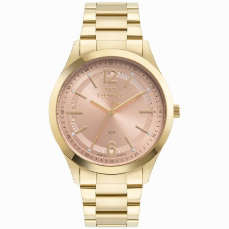 Relógio Technos Feminino Dress 2036MNK/1T