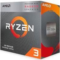 Processador Amd Ryzen 3 3200g Cache 4mb 3.6ghz 4ghz Max Am4
