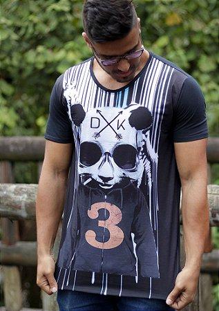 Camiseta Masculina T-shirt Panda