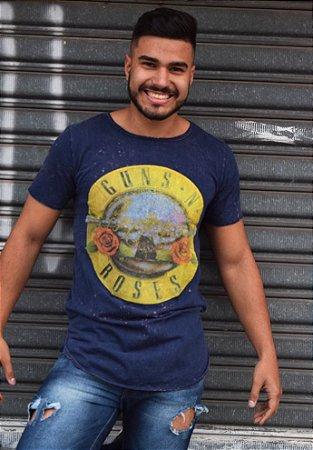 Camiseta Masculina Guns N Roses