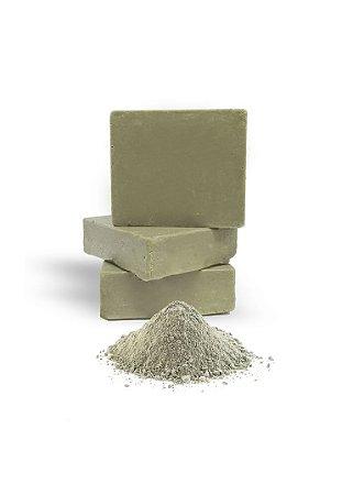 Sabonete de Argila Verde - Pele Irritada
