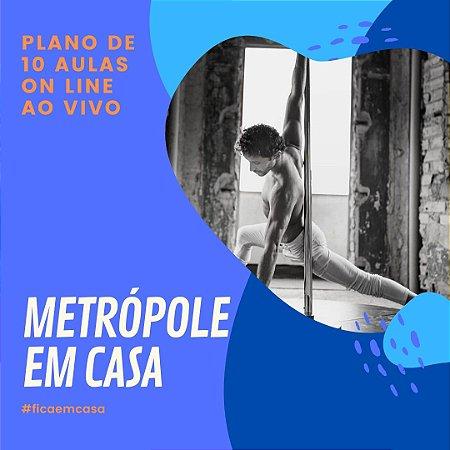 PLANO DE 10 AULAS ONLINE
