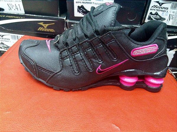 f470682fb0 Nike Shox 4 molas feminino e N° 34 ao 38