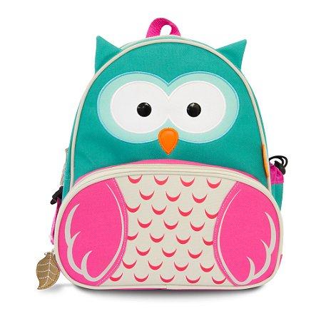 3e1565da9 Mochila Infantil Lets Go - Coruja - Chloe - Comtac Kids - 4040 - Uai ...