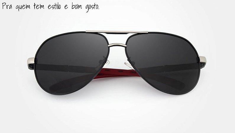 Óculos de sol aviador kigseven - Mastrishopexpress 07b0136666