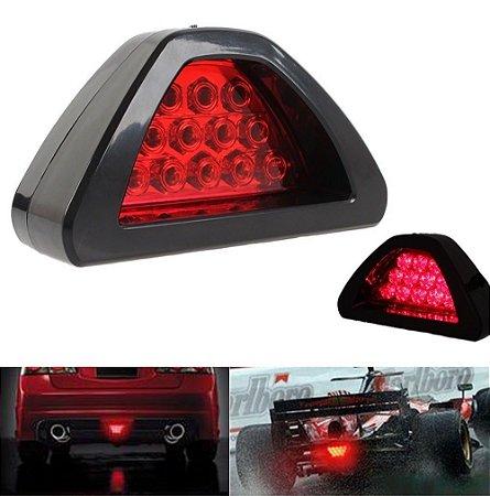 Brake Light F1 Luz Freio Universal Strobo Flash Anti Colisão
