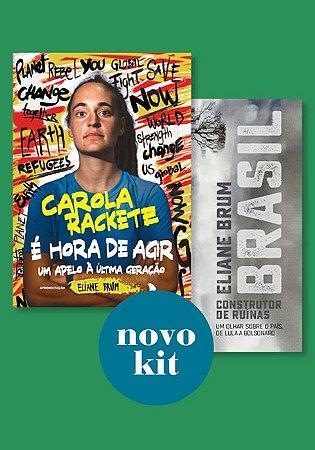 KIT BRASIL + É HORA DE AGIR