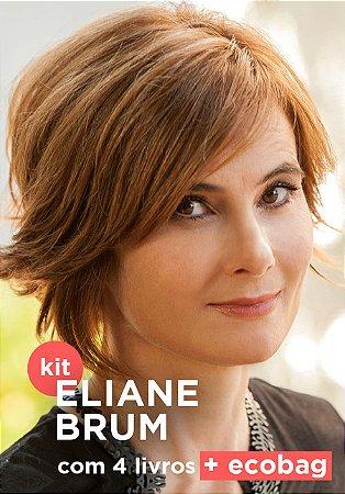 KIT ELIANE BRUM (com 4 livros)
