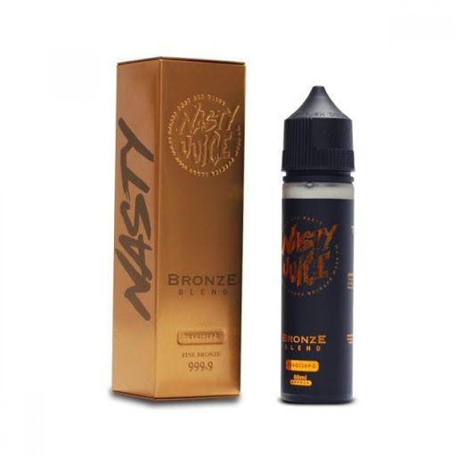 Juice Tobacco Bronze 60ML - Nasty