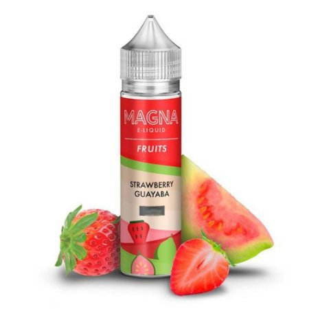 Juice Strawberry Guyaba 60ML - Magna